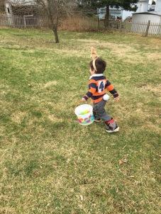 Easter Egg hunt part one